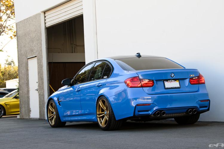BMW M3 European Auto Source Project Exhaust Installation 8 750x5001