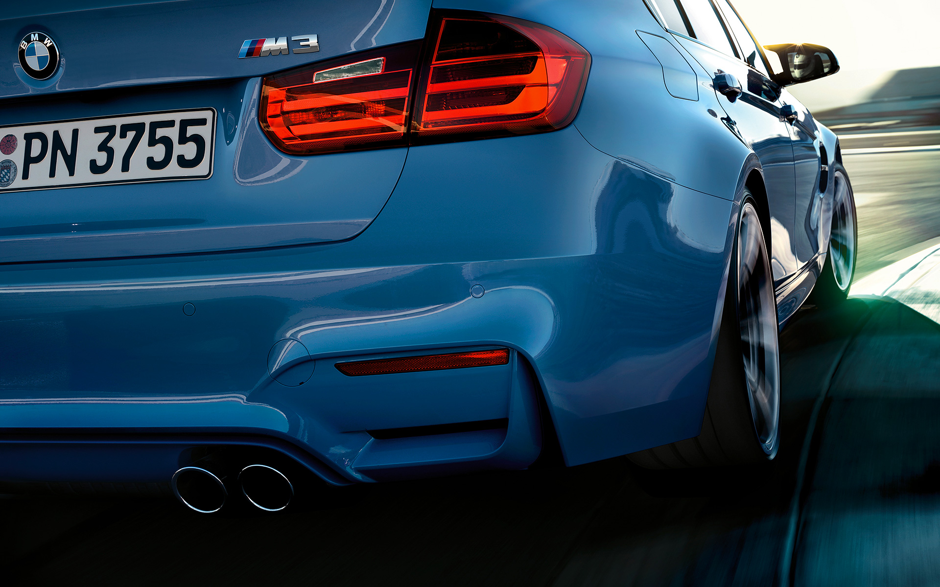 2016 BMW M3 Facelift to petition Package and iDrive Upgrade