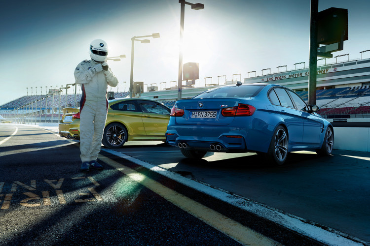 BMW M4 and BMW M3 Wallpapers - DOWNLOAD NOW!