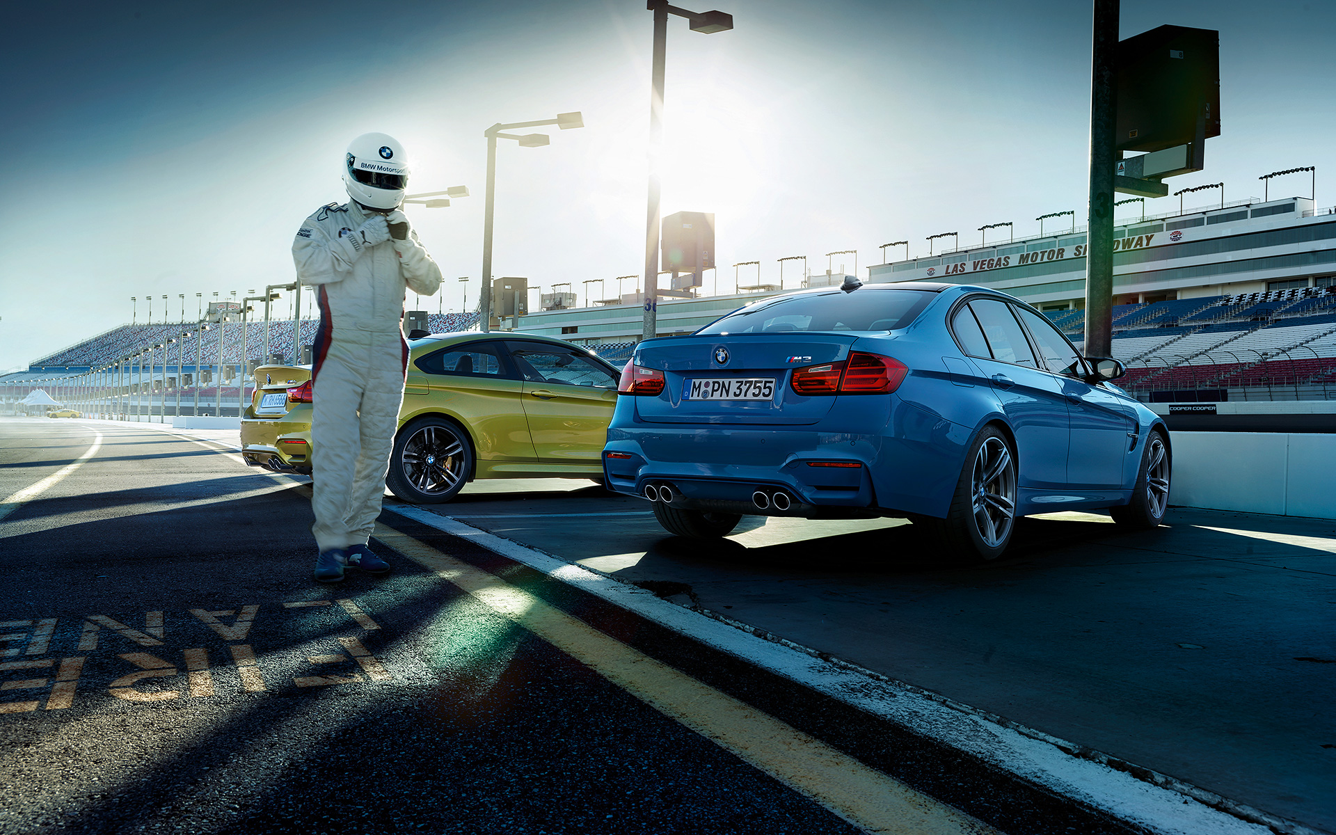 Bmw M4 And Bmw M3 Wallpapers Download Now