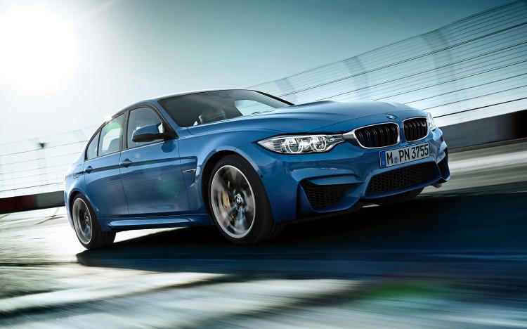 BMW M3 F80 Limousine Wallpaper 1920 1200 04 750x468