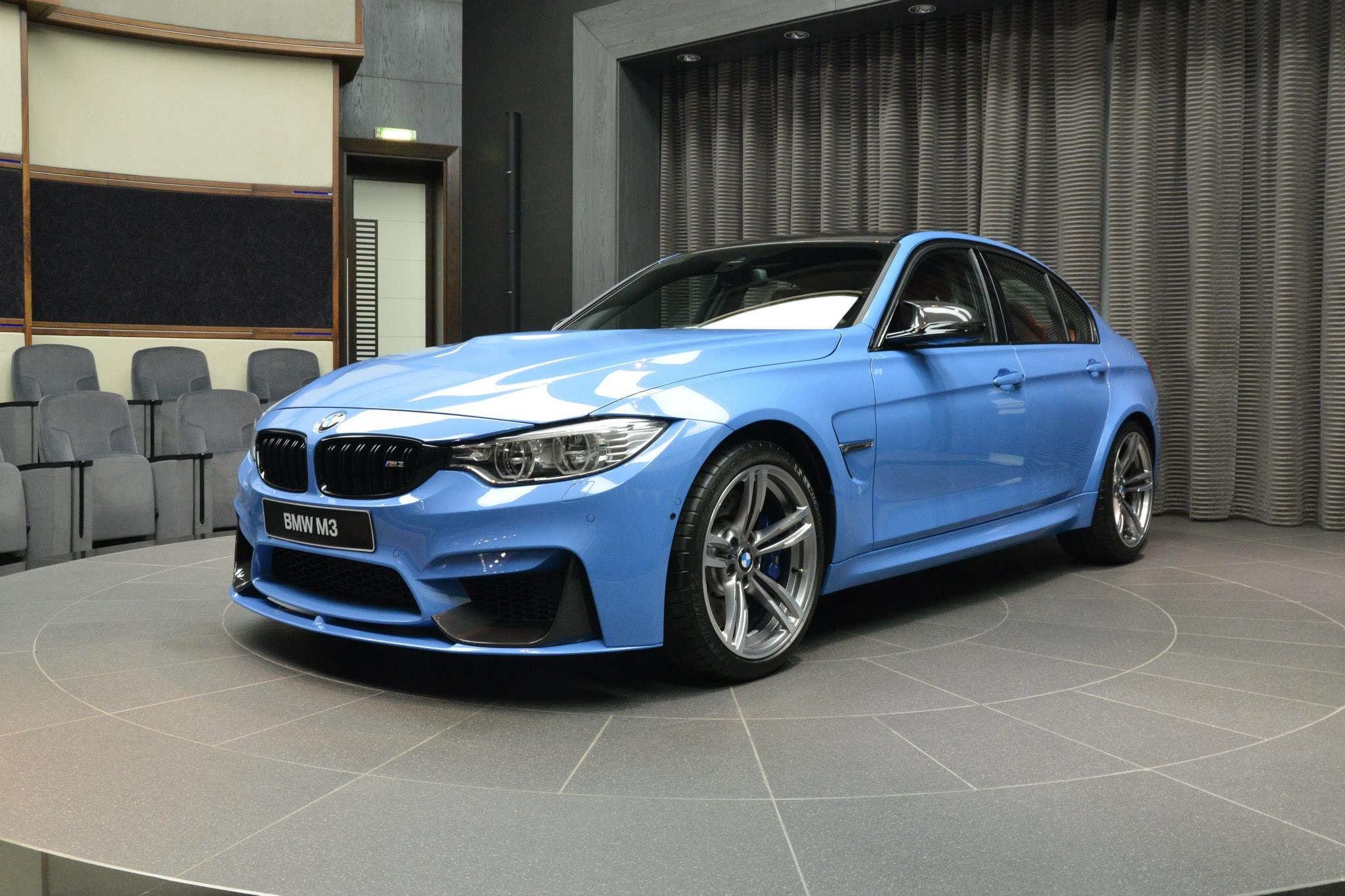 BMW M Accessories for the BMW M3 F80