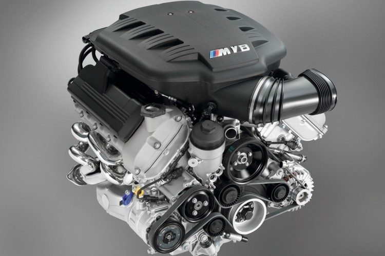 BMW M3 S65 Engine 750x500