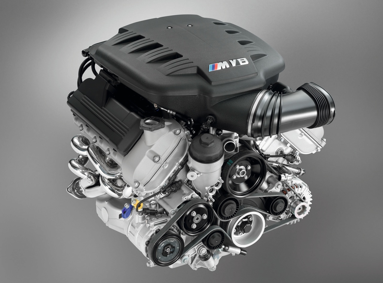 BMW M3 S65 Engine 750x554
