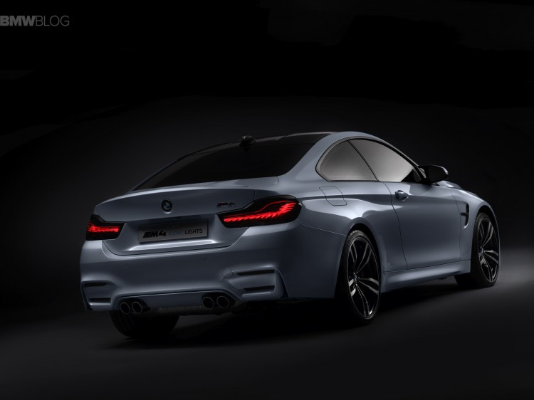 BMW M4 Concept Iconic Lights images 07 750x562