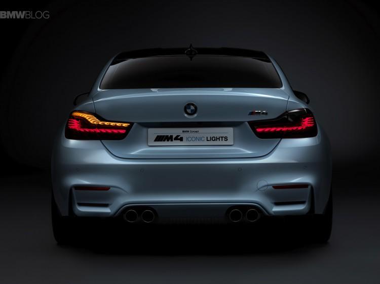 BMW M4 Concept Iconic Lights images 11 750x562