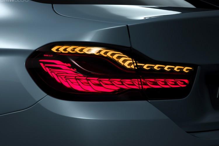 BMW M4 Concept Iconic Lights images 14 750x500
