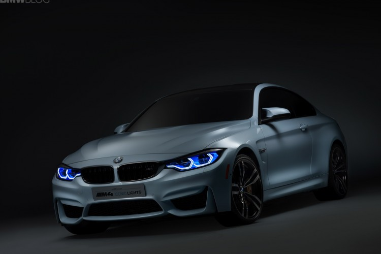 BMW M4 Concept Iconic Lights images 21 750x500