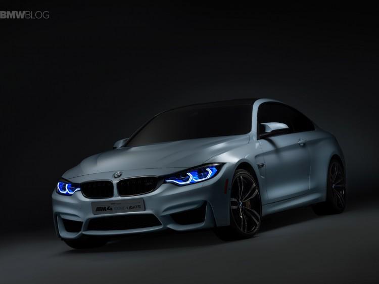 BMW M4 Concept Iconic Lights images 21 750x562