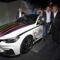 BMW M4 DTM Champion Edition 2014 Marco Wittmann Live Fotos 02 120x120