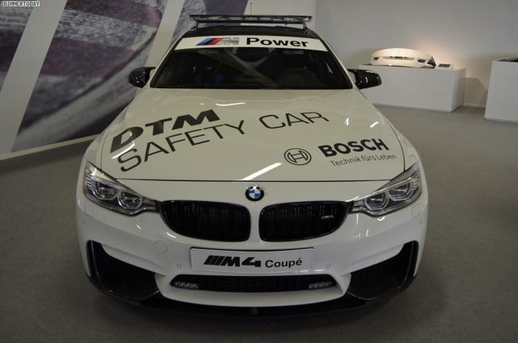 BMW M4 DTM Safety Car 2014 F82 Detail Fotos 03 750x496