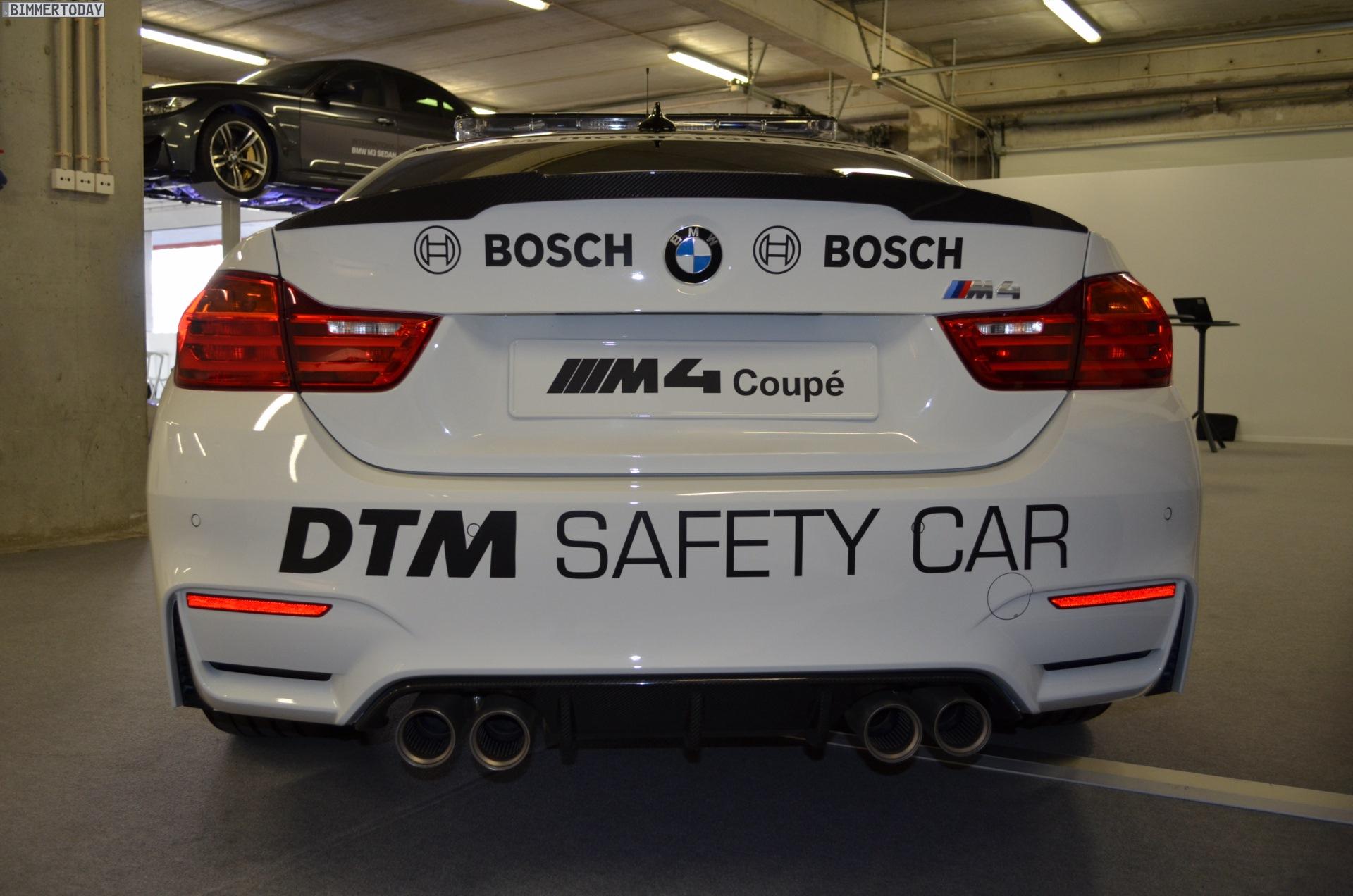 BMW M4 DTM Safety Car 2014 F82 Detail Fotos 08