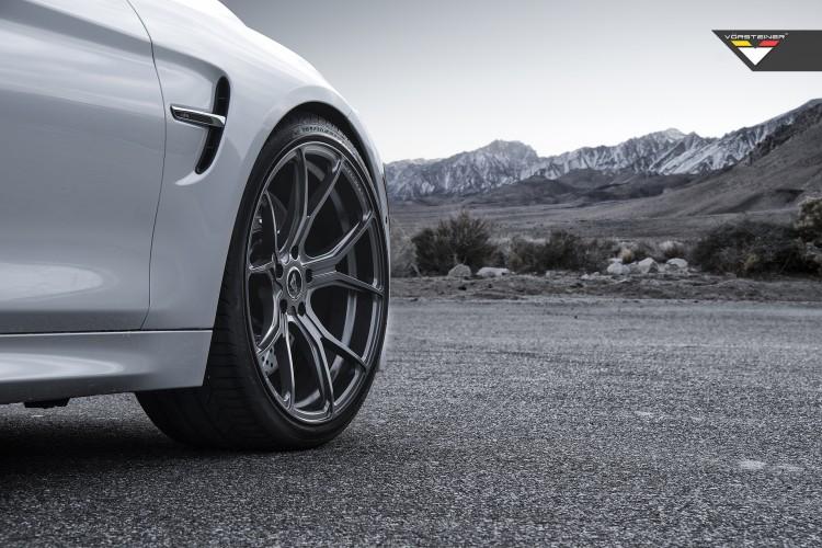 BMW M4 With Vorsteiner FlowForged V FF 103 Wheels 4 750x500