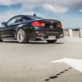 BMW M4 with HRE RS103 in Brushed Titanium by TAG Motorsports