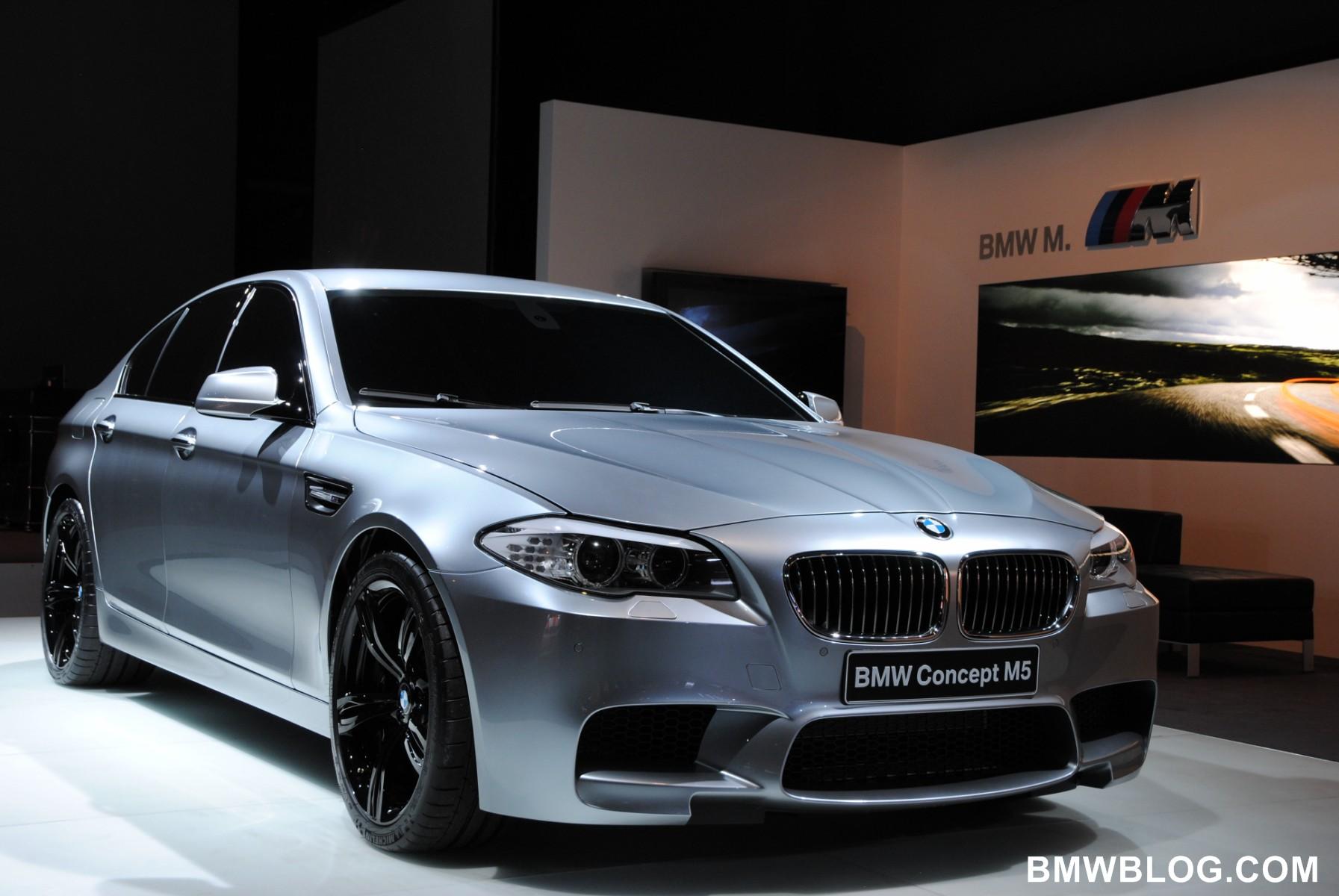 BMW M5 Concept 211