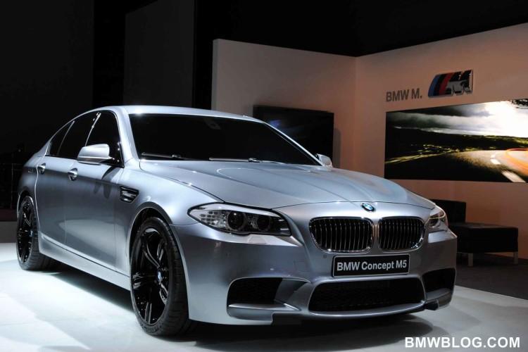 BMW M5 Concept 2111 750x500
