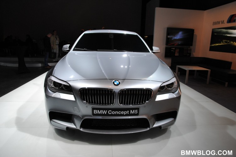 BMW M5 Concept 951 750x500