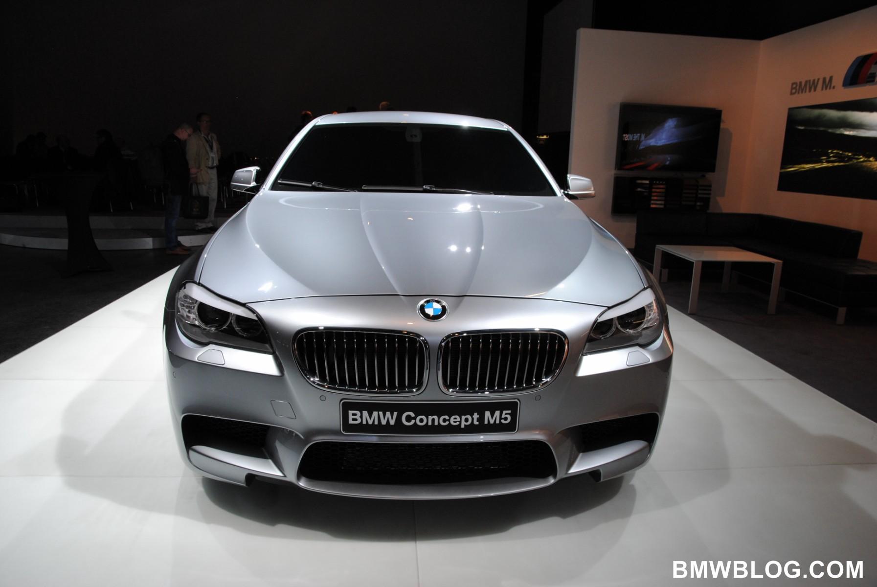 BMW at the 2011 Auto Shanghai