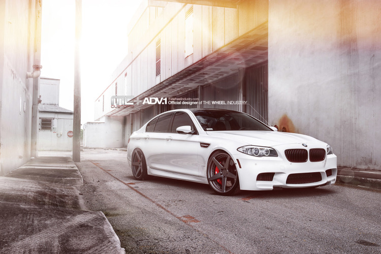 BMW M5 F10 ADV5 MV2 Wheels 1 750x500