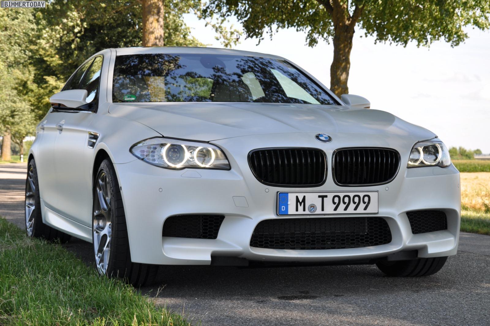 BMW M5 F10 Frozen White Individual 2012 031