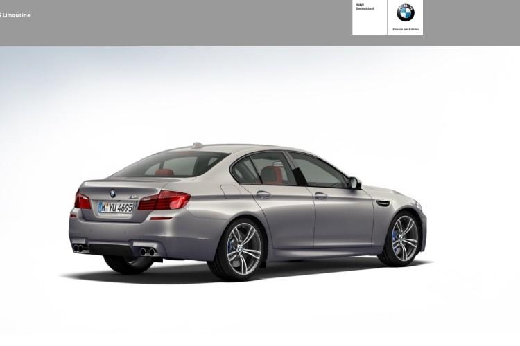 BMW M5 F10 Konfigurator 01 750x500