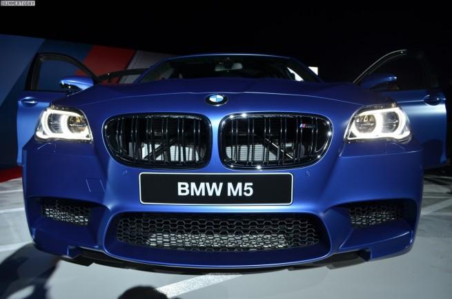 BMW M5 F10 LCI Frozen Blue Competition Paket 2013 08 655x433