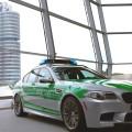 BMW M5 F10 Polizei 2012 Bayern Autobahn 120x120