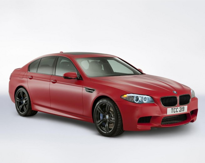 BMW M5 M Performance Edition red 655x523