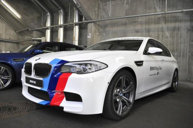 BMW M5 Ring Taxi  1 960x637 655x434