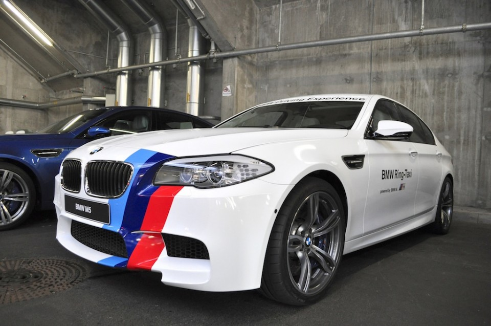 Photos New F10 Bmw M5 Ring Taxi