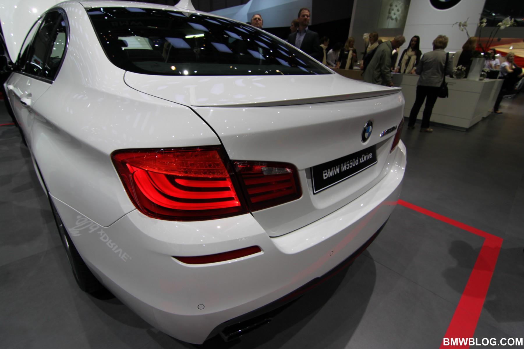 BMW M550d xDrive 07