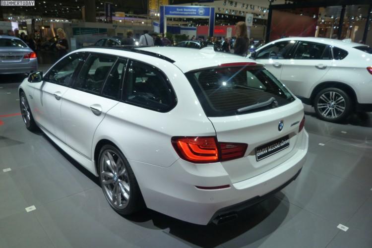 BMW M550d xDrive Touring F11 AMI Leipzig 2012 10 750x500