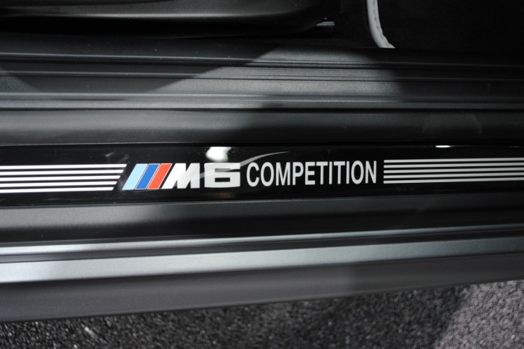 BMW M6 Competition photos 23 750x500