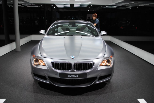 BMW M6 Competition photos 8 655x438