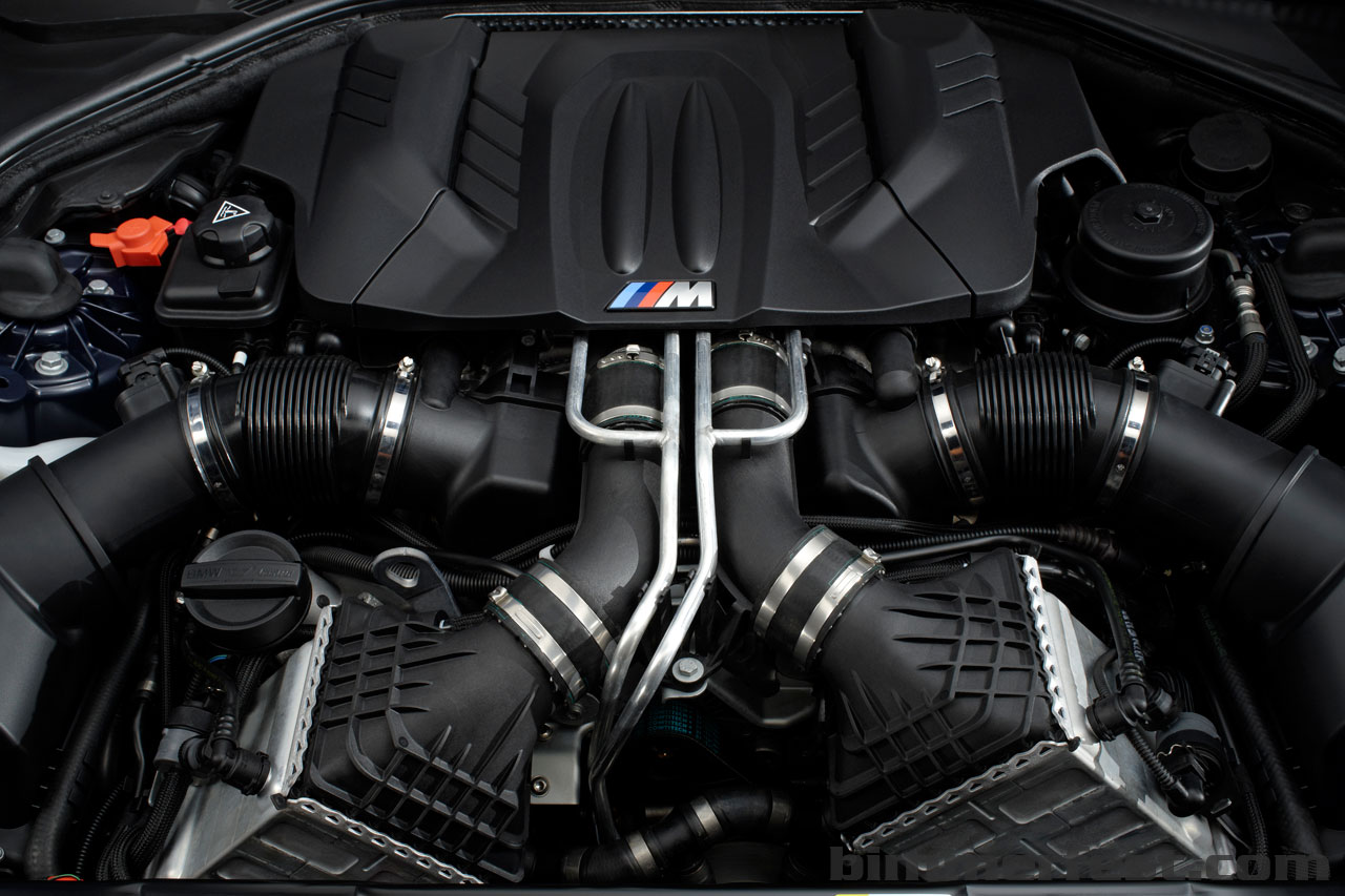 BMW M6 F12 Convertible F13 Coupe 028