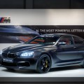 BMW M6 F13 Frozen Black Coupé 1 120x120