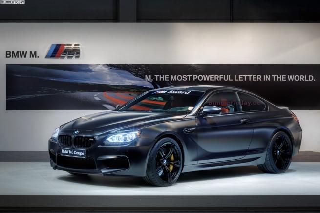 BMW M6 F13 Frozen Black Coupé 1 655x436