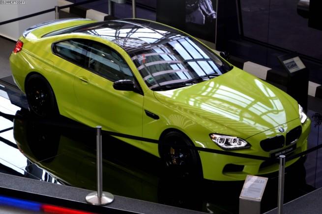 BMW M6 F13 Neon Gruen Individual Green 12 655x437