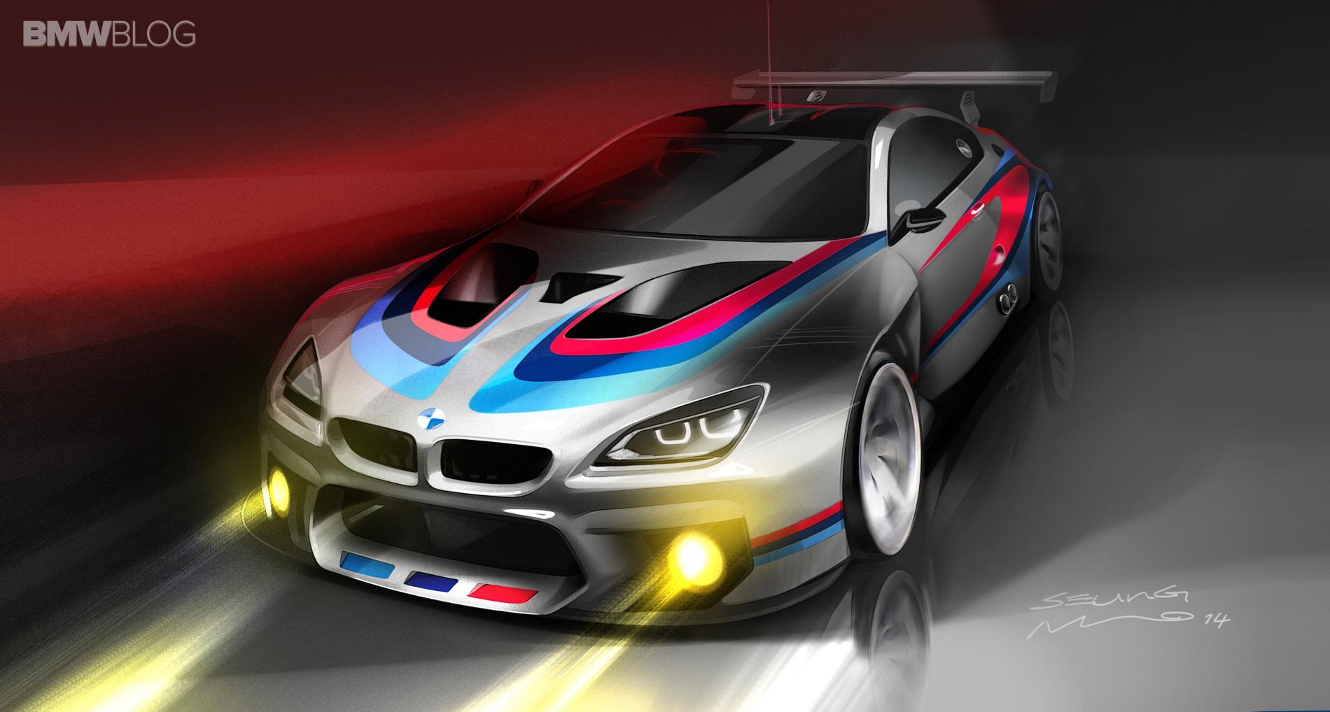 BMW M6 GT31