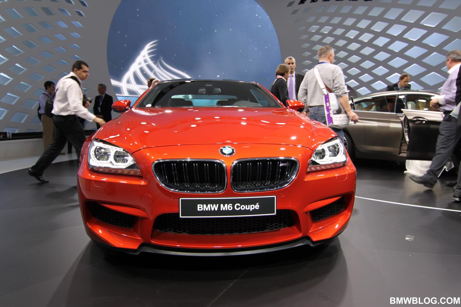 BMW M6 Geneva 141