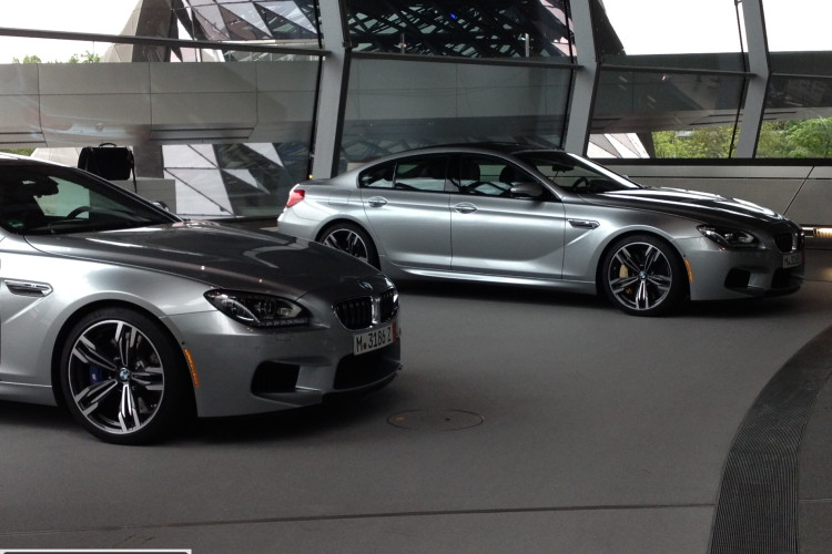 BMW M6 Gran Coupe Launch Edition 01 750x500