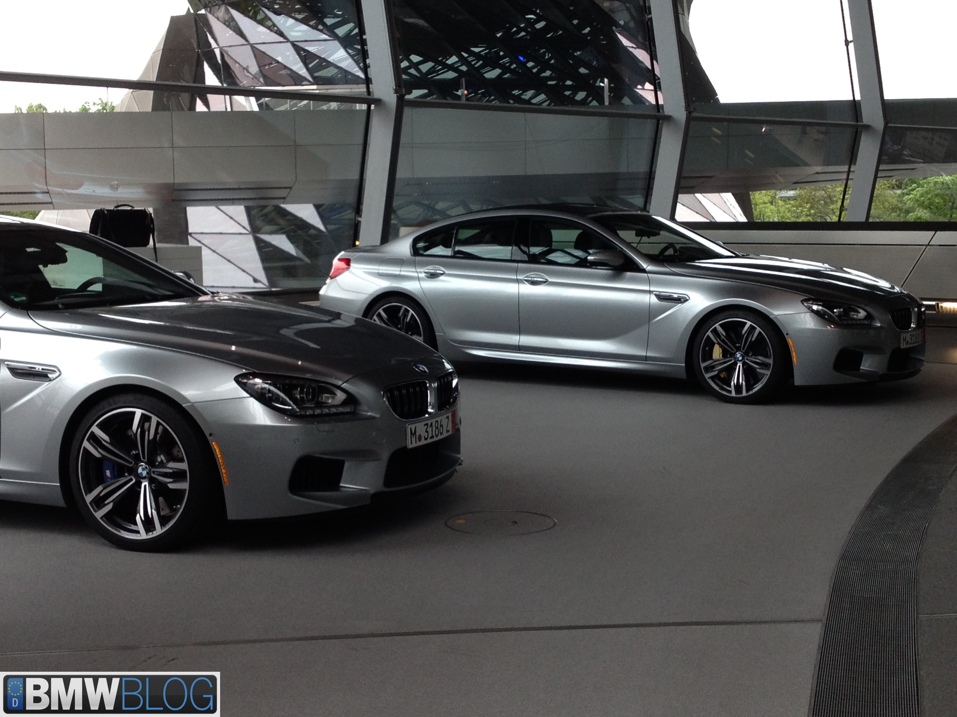 Exclusive Bmw M6 Gran Coupe Launch Edition For Canada