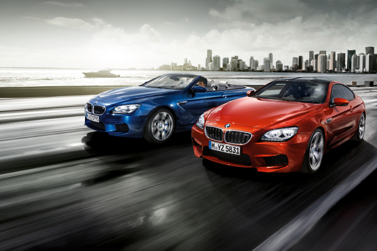 BMW M6 convertible image gallery 6 192011 750x500