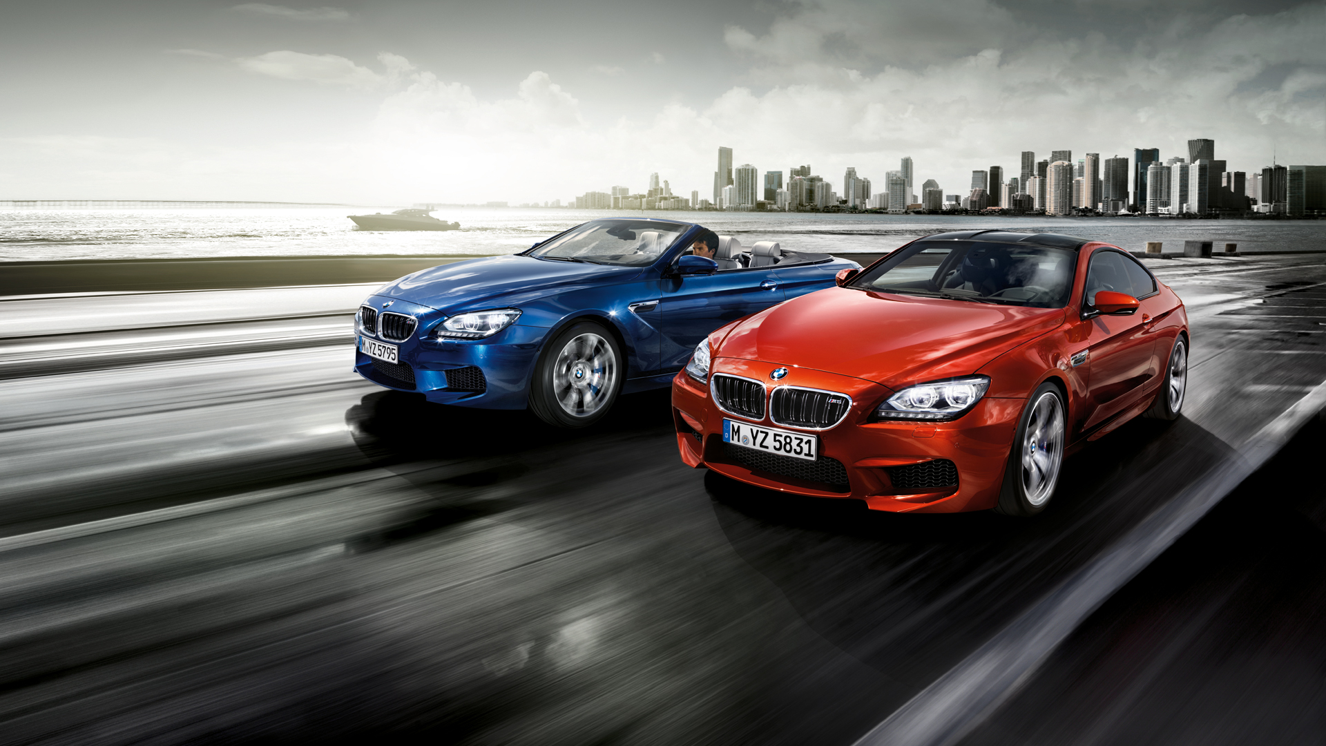 BMW M6 convertible image gallery 6 192011