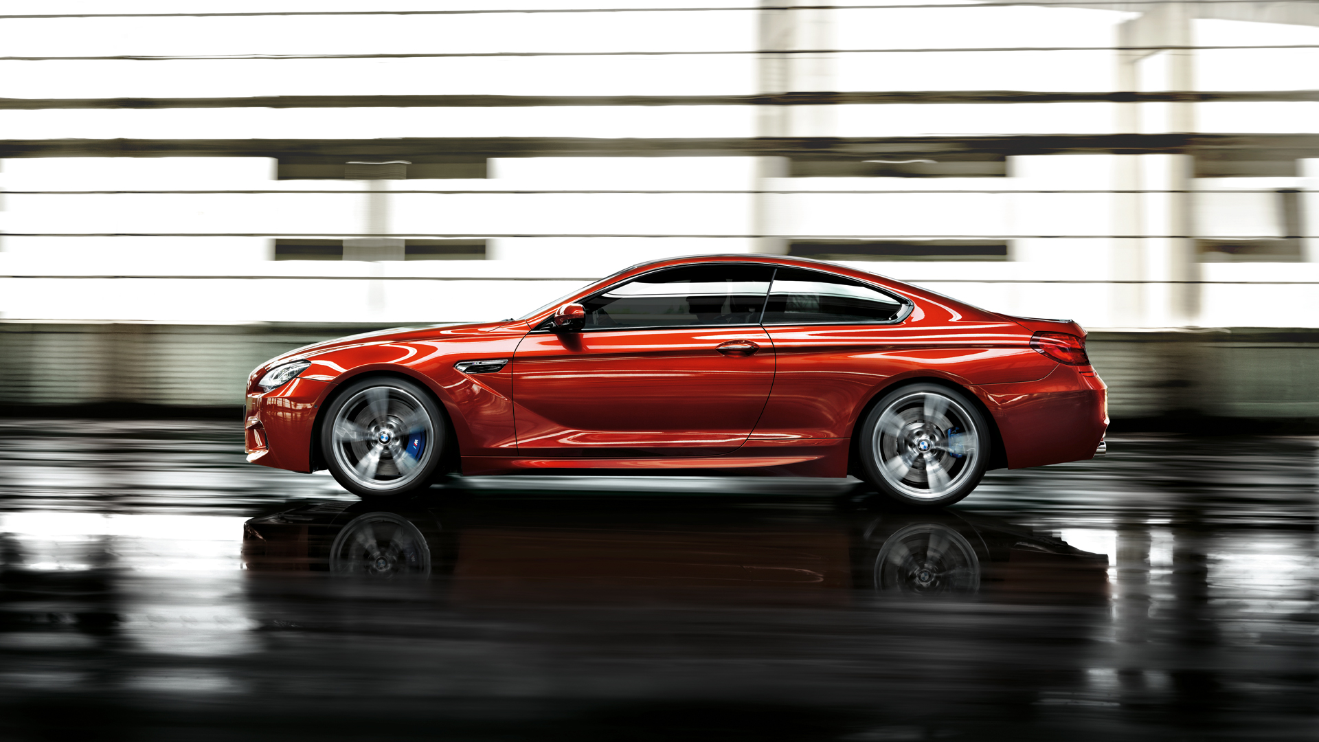 Wallpapers: New BMW M6 Coupe and Convertible