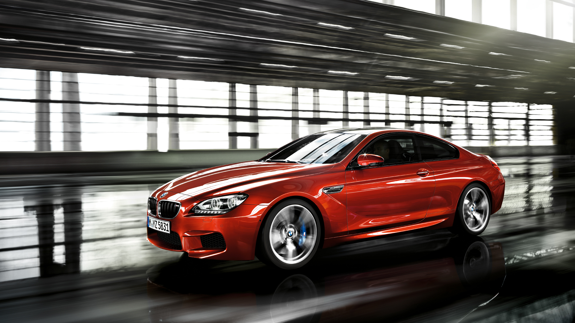 BMW M6 coupe image gallery 4 1920