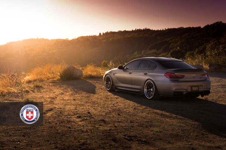 BMW M6GC with HRE RS100 in Brushed Smoke 2 750x500