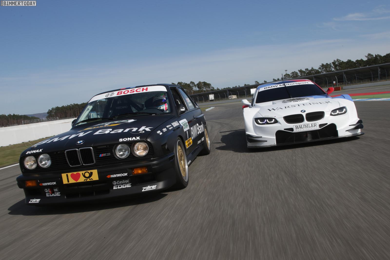 BMW Motorsport M3 DTM E92 E30 Spengler Ravaglia 02