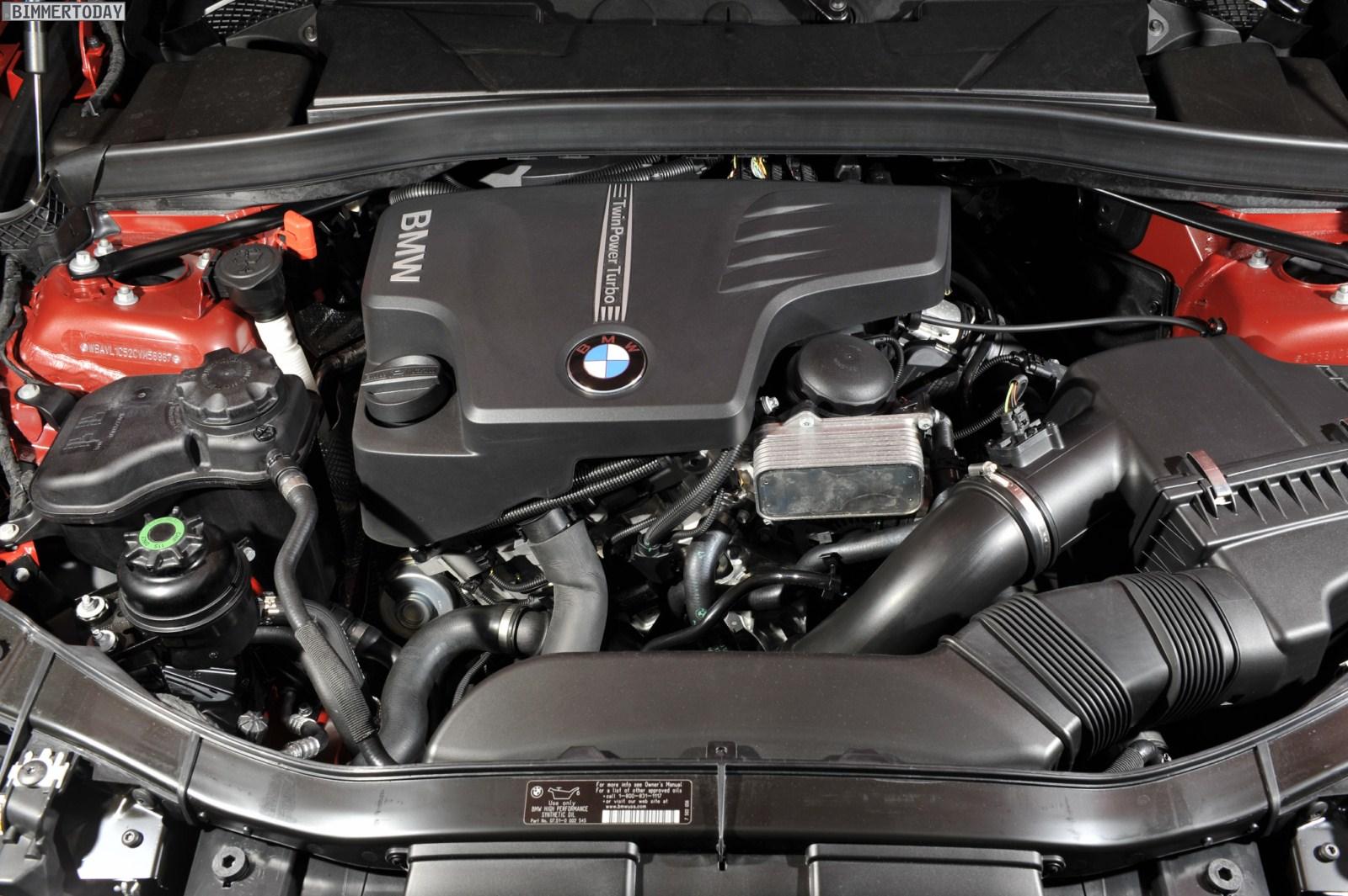 BMW N20B20 Vierzylinder TwinScroll Turbo 03 1