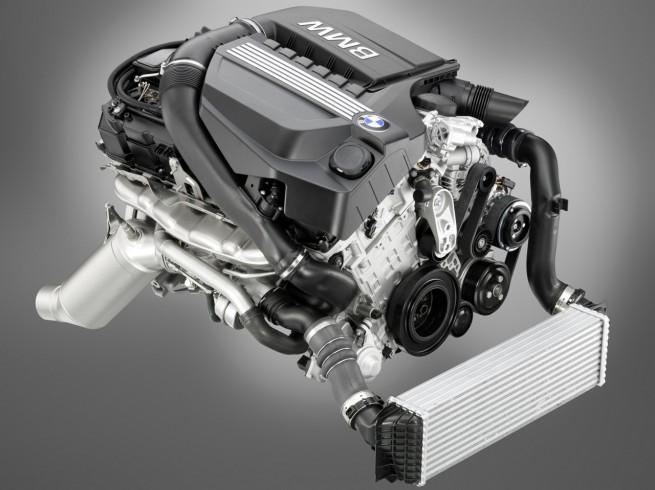 BMW N55 Engine 01 655x490